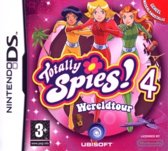 Totally Spies 4: Wereldtour