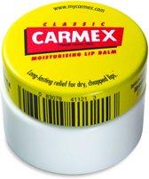 Carmex lipbalm classic pot 7.5 gr