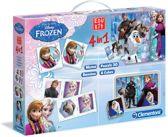 Clementoni Edukit 4-in-1 - Frozen