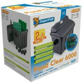 Superfish Pond Clear 6000 incl. 7W UV-C