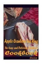 Apple Cranberry Tea Ring