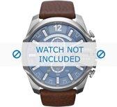 Horlogeband Diesel DZ4281 Leder Bruin 26mm
