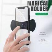 FLOVEME Universele Mobiele Telefoonhouder - Sterke Adsorptie Muur Bureau Sticker