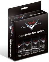 Custom Shop Deluxe Care Kit 4 pakket