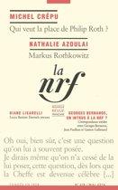 La Nouvelle Revue Française N° 618 (Mai 2016)
