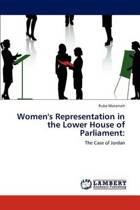Women's Representation in the Lower House of Parliament