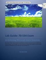 MCSA Cloud Infrastructure Lab Guide