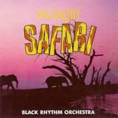 Black Rhythm Orchestra - Swingin' Safari