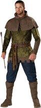 Robin Hood kostuum voor heren - Premium - Verkleedkleding - Medium
