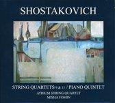 String Quartets 9 & 11 / Piano Quintet - Shostakov