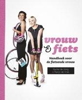 Vrouw & fiets