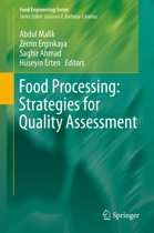 Food Processing: Strategies for Quality Assessment