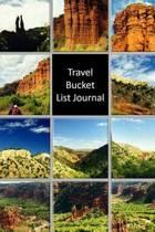 Travel Bucket List Journal