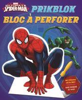Marvel Prikblok Spider-man Met Prikpen En Viltmat 22 Cm