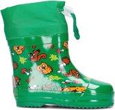 Regenlaars Playshoes-green-25
