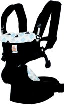 Ergobaby Omni 360 - Triple Triangles - ergonomische draagzak vanaf geboorte zonder verkleinkussen (alle posities)