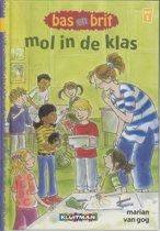 Bas en Brit (Kluitman) - Mol in de klas