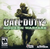 Call Of Duty 4: Modern Warfare - Game of the Year Edition - Windows