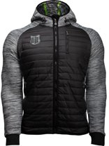 Paxville Jacket - Black/Gray