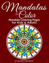 Bolcom Mandalas To Color Mandala Coloring Pages For Kids