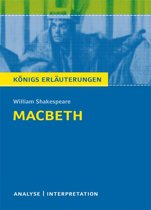 Macbeth von William Shakespeare. Königs Erläuterungen.