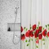 Roomture - douchegordijn - Roses - 120 x 200 cm