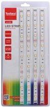 LED STRIP - plug & play 4x 30cm IP66 Warm Wit