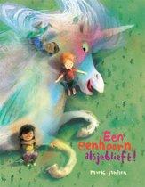 Boek cover Eén eenhoorn, alsjeblieft van Mark Janssen