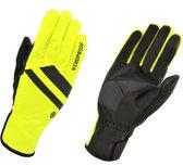 AGU Essential Windproof Fietshandschoenen - Maat L - Fluo Yellow