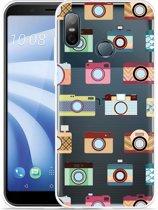 HTC U12 Life Hoesje Welta Perfekta