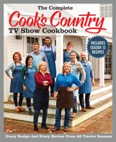 COMP COOKS COUNTRY TV SHOW COOKBK SEASON
