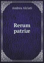 Rerum Patriae