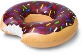Chocolat Donut Pool Float