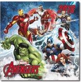 Marvel Avengers Kalender 2016