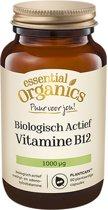 Essential Organics Puur - Biologisch Actief Vitamine B12 60 mini PlantCaps
