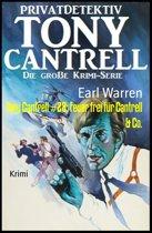 Tony Cantrell #28: Feuer frei für Cantrell & Co.