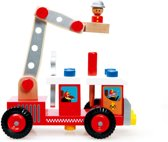 Scratch Constructie Brandweerwagen