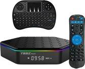 T95Z Plus 4K Android 6.0 TV Box Kodi 17.4 2017 + Rii i8 draadloos toetsenbord
