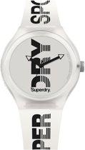 Superdry urban SYG189W Mannen Quartz horloge