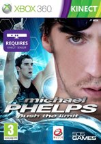 Michael Phelps Push the Limit (Kinect) /X360