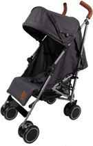 Born Lucky 5 standen Buggy - Jeans antraciet