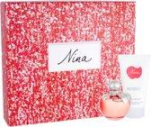 Nina Ricci - Eau de toilette - NIna 50ml eau de toilette + 75ml bodylotion - Gifts ml