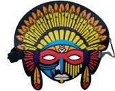 Simon Jones - LED Party Rave Masker - De Indiaan