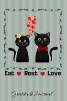 Eat Rest Love Gratitude Journal