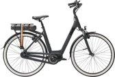 Qwic Premium MN7 HS11 Elektrische fiets - Dames - 54 cm - Matte Black