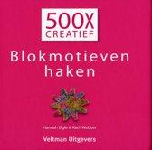 500x creatief - Blokmotieven haken