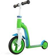 Scoot & Ride | Highway Baby | Step en Loopfiets in één | Groen/Blauw