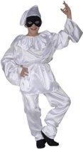 """""""Wit Pierrot kostuum voor jongens - Kinderkostuums - 128-140"""""""