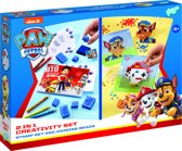 Totum Paw Patrol 2 in 1 Creativity set - knutselset