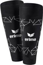 Erima Tube Sock 2.0 Scheenbeschermer Volwassenen - Zwart/Wit